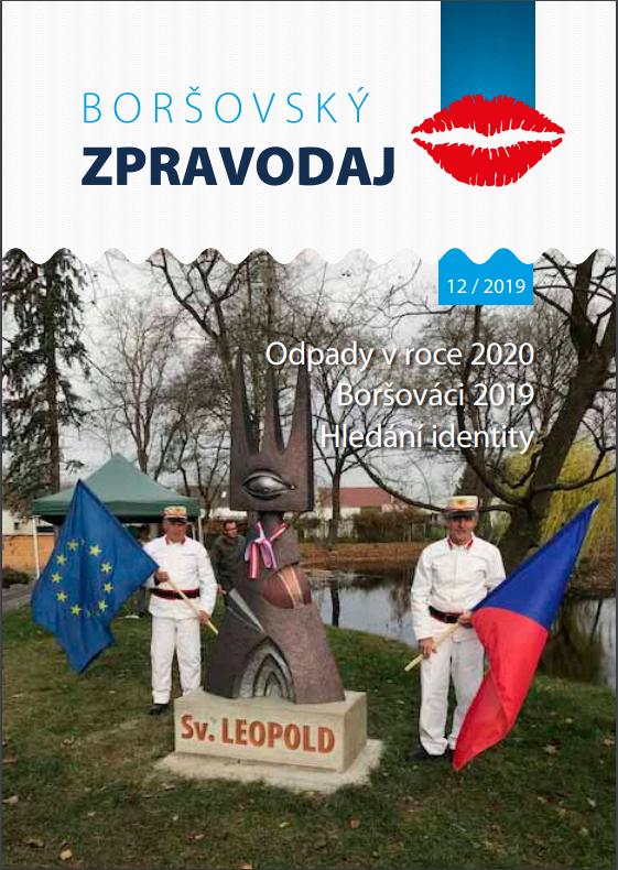 Boršovský zpravodaj 12/2019